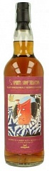 Виски Caol Ila 19YO Sansibar Spirits Shop' Selection Samurai Label 1997/2016