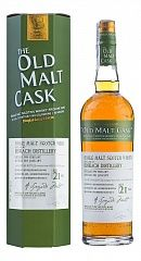 BenRiach 21 YO, 1990, The Old Malt Cask, Douglas Laing