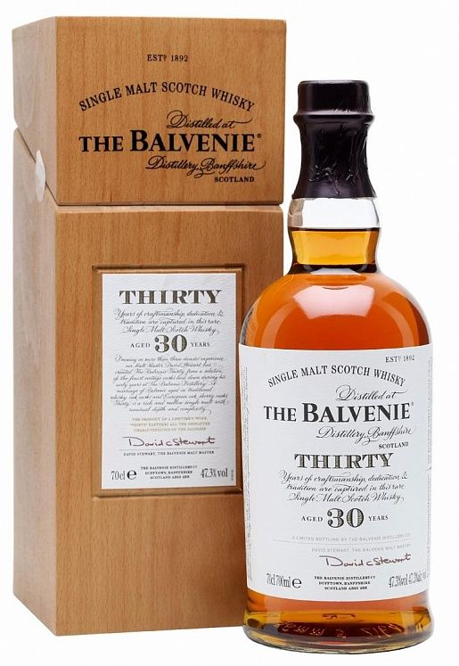 Balvenie 30 YO Thirty 2004 Bottling