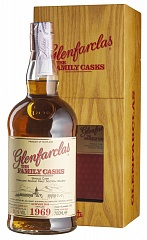 Виски Glenfarclas The Family Cask 1969/2016 Release S16