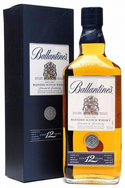 Ballantine's 12 YO 700ml