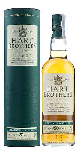 Strathmill 20 YO, 1991, Hart Brothers
