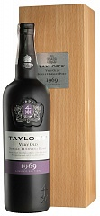Вино Taylor's Very Old Single Harvest Port 1969