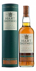 Isle of Arran 15 YO, 1996, Hart Brothers