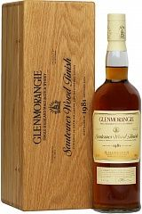 Glenmorangie Sauternes Finish Limited Edition 1981