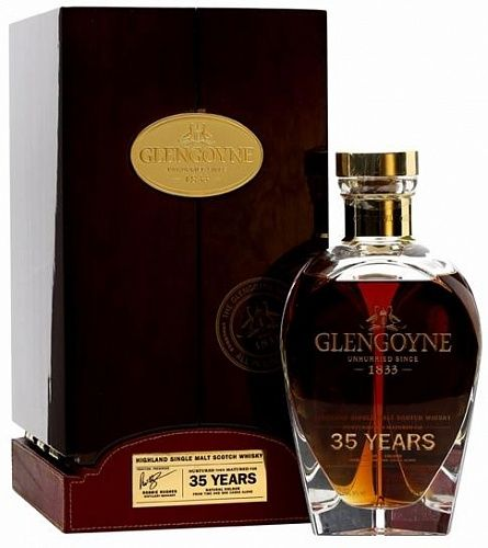 Glengoyne In Decanter 35 YO
