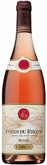 Вино E.Guigal Cotes du Rhone Rose 2018 Set 6 bottles