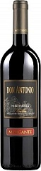 Вино Morgante Don Antonio Nero d'Avola 2014