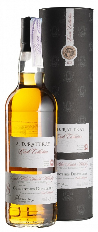 Dewar Rattray Cask Collection Glenrothes 2007