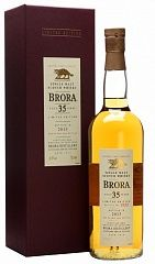 Brora 35 YO 12th Release 1977/2013