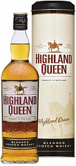 Виски Highland Queen Tube Set 6 Bottles