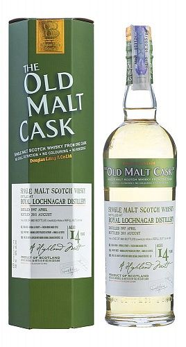 Royal Lochnagar 14 YO, 1997, The Old Malt Cask, Douglas Laing