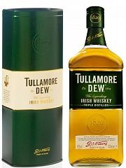 Tullamore Dew Original Metall Box