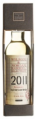 Виски Caol Ila 6 YO 2011/2017 1st fill Bourbon Barrel Wilson & Morgan