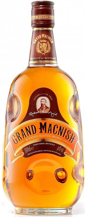 MacDuff Grand MacNish 1L Set 6 Bottles