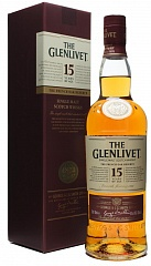 Виски The Glenlivet 15 YO