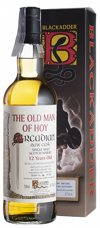 The Old Man of Hoy 12 YO 2005/2018 Raw Cask Blackadder