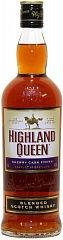 Highland Queen Sherry Cask Finish Set 6 Bottles