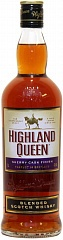 Виски Highland Queen Sherry Cask Finish Set 6 Bottles