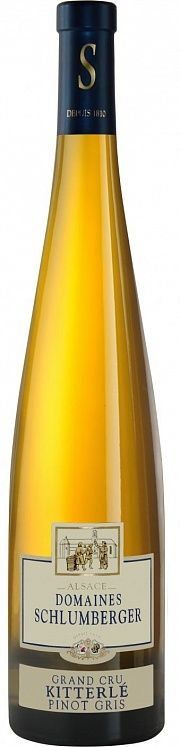 Domaines Schlumberger Pinot Gris Grand Cru Kitterle Le Brise-Mollets 2004, 375 ml Set 6 Bottles