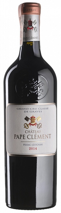 Chateau Pape Clement Rouge Grand Cru Classe 2014