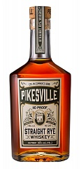 Виски Pikesville Straight Rye Whiskey