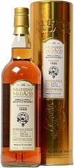Bowmore 26 YO, 1989, Mission Gold, Murray McDavid