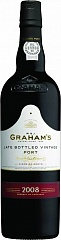 Вино Graham's Port Late Bottled Vintage 2008