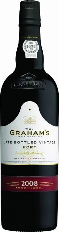 Graham's Port Late Bottled Vintage 2008