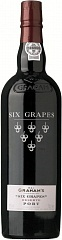 Вино Graham's Six Grapes Reserve Port