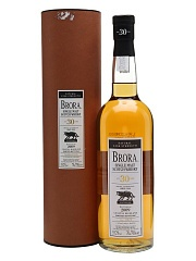 Виски Brora 30YO 8th Release 1979/2009