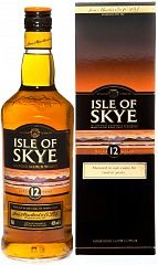 Isle of Skye 12 YO Set 6 Bottles