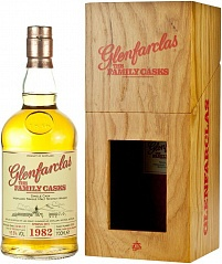 Виски Glenfarclas The Family Cask 1982