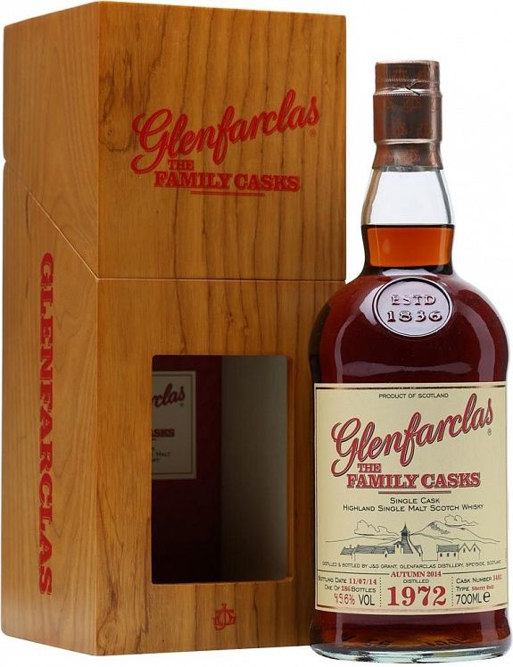 Glenfarclas The Family Cask 1972