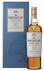 Виски Macallan Fine Oak 30 YO