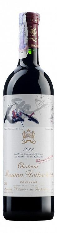 Chateau Mouton Rothschild Premier GCC 1996
