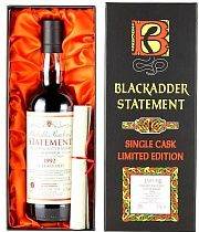 Bladnoch Statement 24 YO 1992 Wine Cask