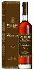 Коньяк Delamain Christmas XO 500ml