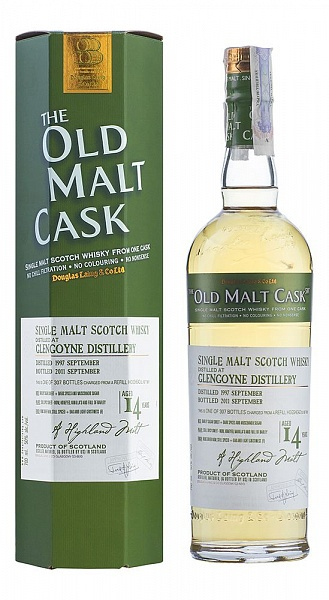 Glengoyne 14 YO, 1997, The Old Malt Cask, Douglas Laing