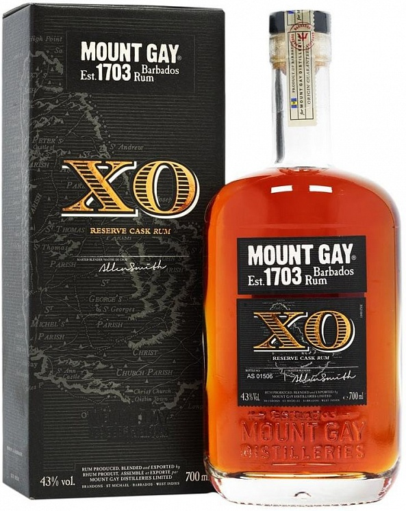Mount Gay Extra Old