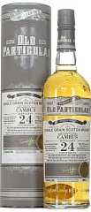 Виски Cambus 24 YO 1991/2016 Old Particular Douglas Laing