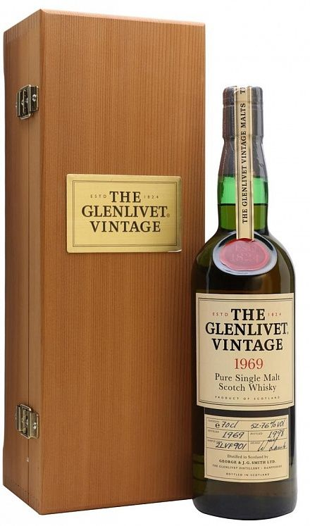 The Glenlivet 1969/1998
