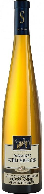 Schlumberger Gewurztraminer Selection de Grains Nobles Cuvee Anne 2009