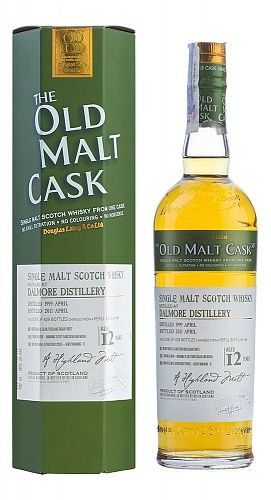 Dalmore 12 YO, 1999, The Old Malt Cask, Douglas Laing