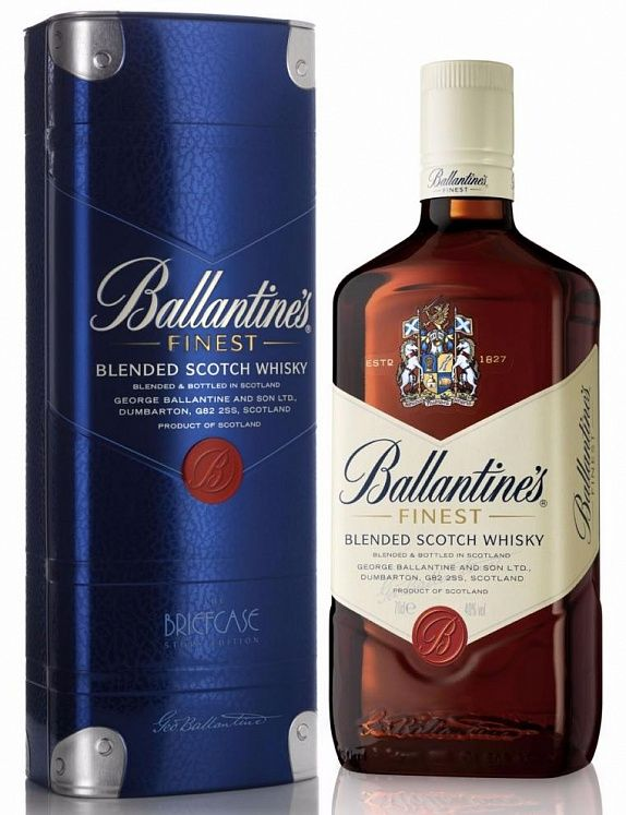 Ballantine's The Briefcase Story Edition