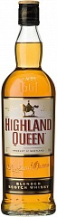 Виски Highland Queen 700ml Set 6 Bottles
