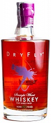Виски Dry Fly 3 YO Port Finish Wheat Whiskey