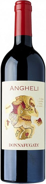 Donnafugata Angheli 2014 Set 6 bottles