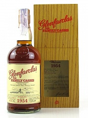 Виски Glenfarclas The Family Cask 1954
