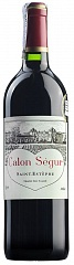 Вино Chateau Calon-Segur 2002, 375ml